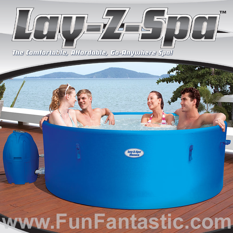 Bestway Lay Z Spa Monaco Platinum Series Bw54113