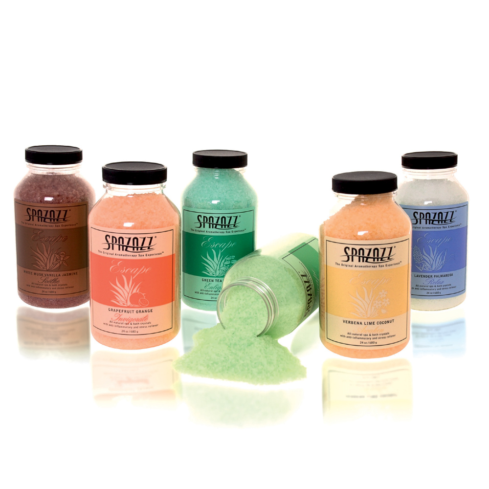 Spazazz Aromatherapy Crystals from