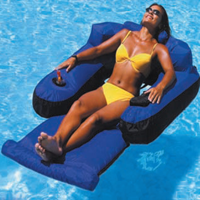 Pool floats swimming pool loungers