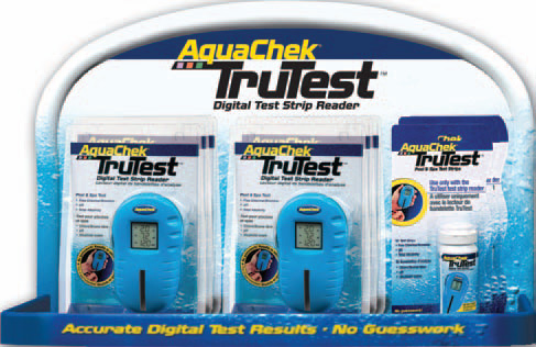 Aquachek Trutest Digital Pool Spa Chemical Reader